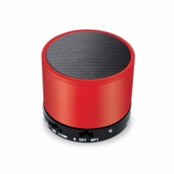 Boxa Portabila Bluetooth Junior (Rosu) Setty