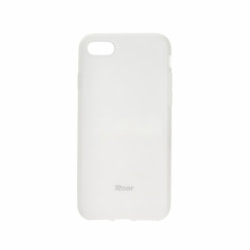 Husa APPLE iPhone SE 2 (2020) - Jelly Roar (Alb)