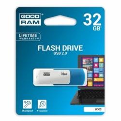 Stick Memorie USB 32GB (Bleumarin) GoodRam