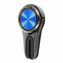 Suport Auto Universal Ventilatie Cu Inel Metalic (Albastru)