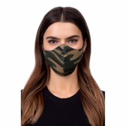 Masca De Protectie (Camuflaj-Verde)