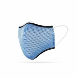 Masca De Protectie Reutilizabila (Albastru) Marime M