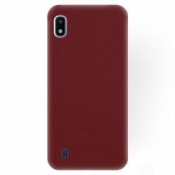 Husa SAMSUNG Galaxy A10 - Ultra Slim Mat (Visiniu)