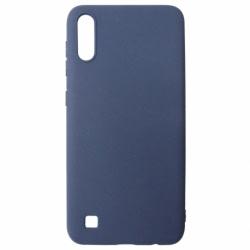 Husa SAMSUNG Galaxy A10 - Silicone Cover (Bleumarin)