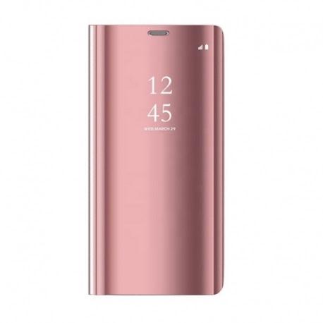 Husa SAMSUNG Galaxy A50 \ A50s \ A30s - Flip Wallet Clear (Roz) Blister
