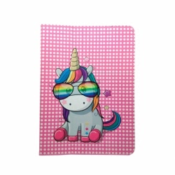 "Husa Tableta Universala (9 - 10"") (Rainbow Unicorn)"