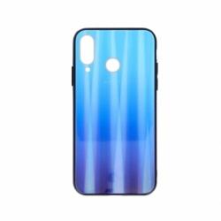 Husa SAMSUNG Galaxy A20e - Ombre Glass (Albastru)