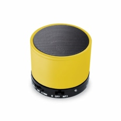 Boxa Portabila Bluetooth Junior (Galben) Setty