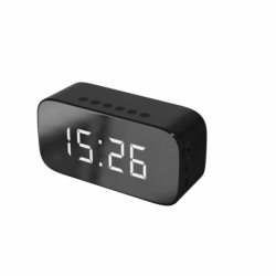 Boxa Portabila Bluetooth Cu Ceas (Negru) Setty GB-200