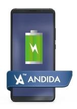 Baterii Andida